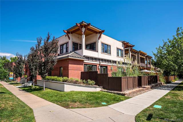 2400 Broadway Street #1, Boulder, CO 80304 (#5070594) :: Chateaux Realty Group
