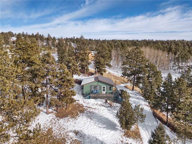 82 S Mountain Estates Road, Florissant, CO 80816 (MLS #5070627) :: Bliss Realty Group