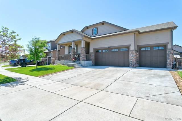 17224 E 110th Avenue, Commerce City, CO 80022 (MLS #5070674) :: 8z Real Estate