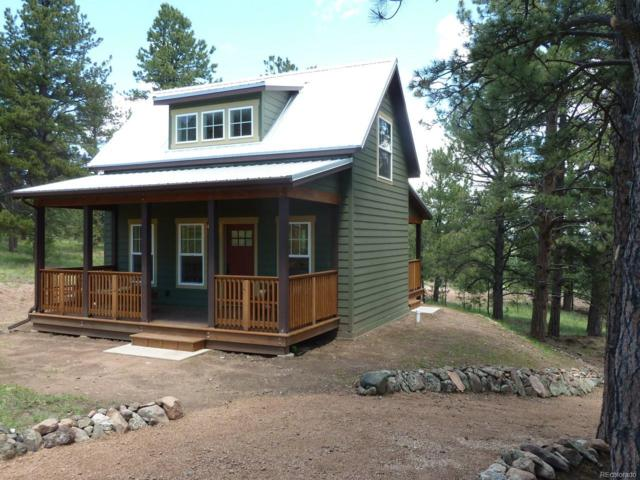 49 Steel Bit Drive, Florissant, CO 80816 (MLS #5070700) :: Kittle Real Estate