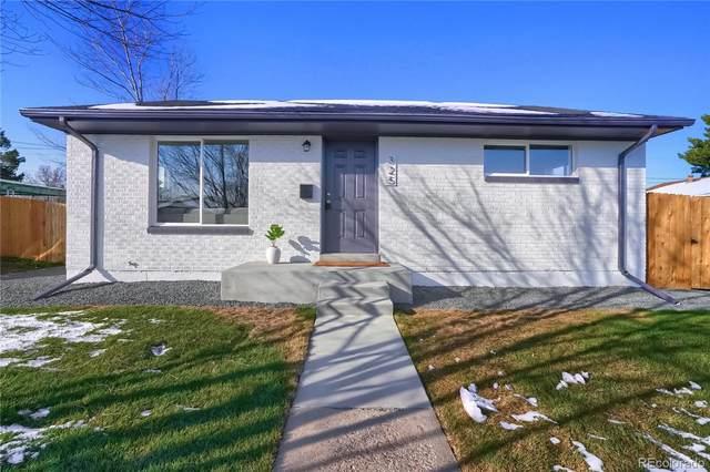 325 Pike Street, Northglenn, CO 80233 (#5070731) :: Berkshire Hathaway HomeServices Innovative Real Estate