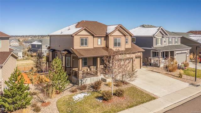 7515 Blue Water Lane, Castle Rock, CO 80108 (#5071113) :: The Heyl Group at Keller Williams