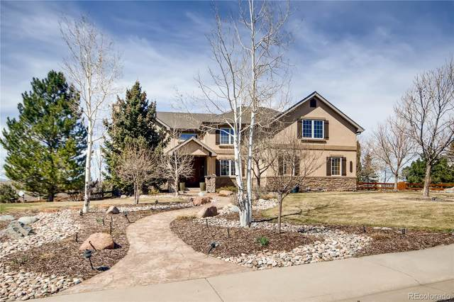 8897 Ridgepoint Way, Castle Pines, CO 80108 (MLS #5071311) :: 8z Real Estate