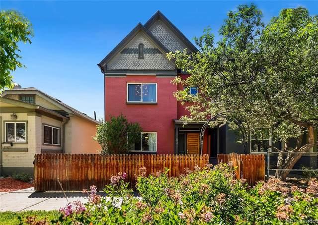 831 Galapago Street, Denver, CO 80204 (MLS #5071344) :: Wheelhouse Realty
