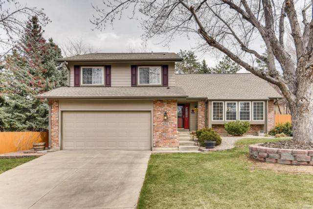6052 E Mineral Drive, Centennial, CO 80112 (#5071372) :: The Pete Cook Home Group