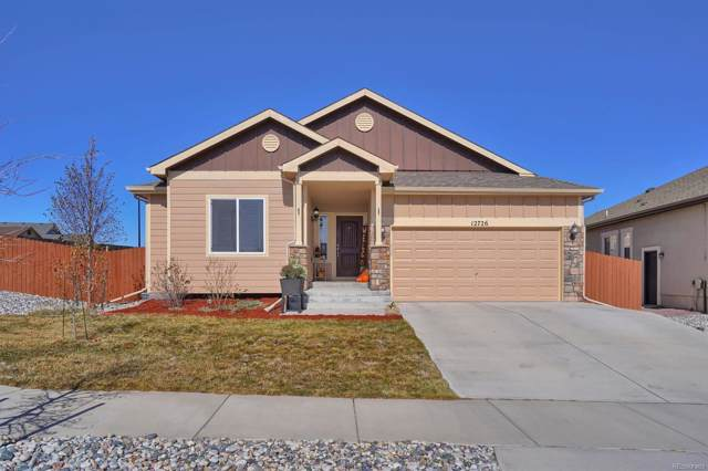 12726 Mt Harvard Drive, Peyton, CO 80831 (#5071582) :: The Healey Group