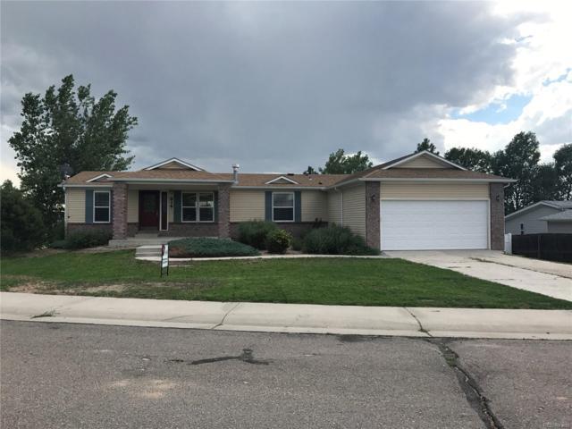 616 Chippewa Street, Kiowa, CO 80117 (MLS #5071591) :: 8z Real Estate