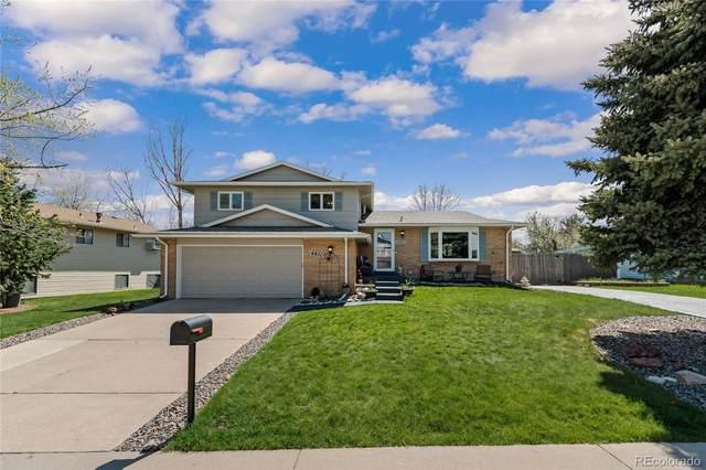 6871 S Webster Way, Littleton, CO 80128 (#5071630) :: Mile High Luxury Real Estate