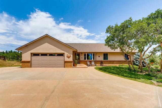893 Coronado Drive, Sedalia, CO 80135 (#5071953) :: Colorado Home Realty