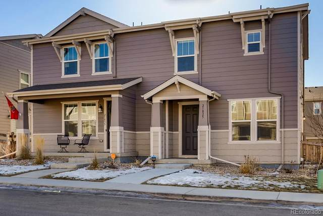21825 E Radcliff Circle, Aurora, CO 80015 (#5072078) :: iHomes Colorado