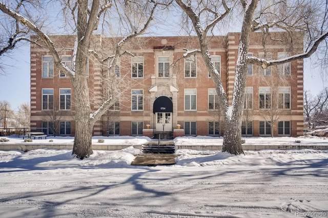 1754 S Grant Street G1, Denver, CO 80210 (#5072386) :: The Peak Properties Group