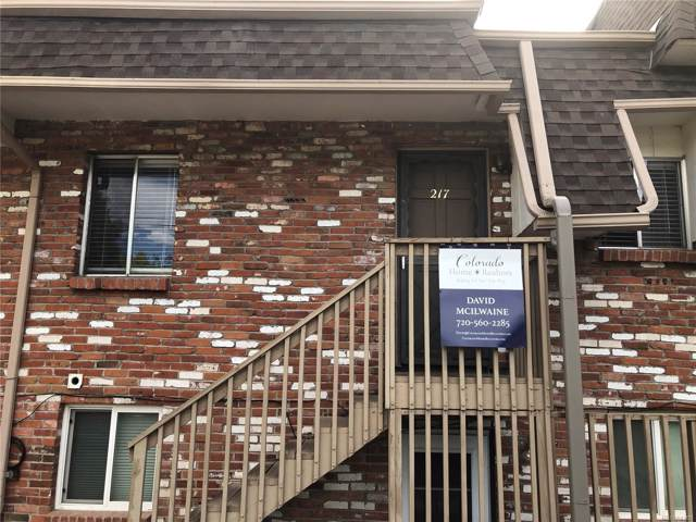 1585 S Holly Street #217, Denver, CO 80222 (#5072592) :: Bring Home Denver with Keller Williams Downtown Realty LLC