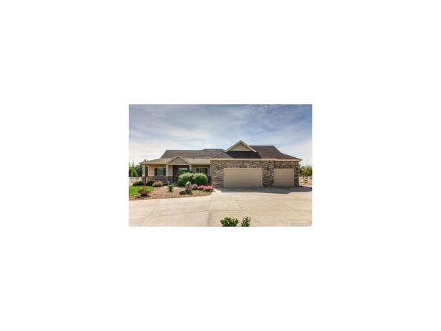 16560 Leyden Street, Brighton, CO 80602 (#5072862) :: The Peak Properties Group