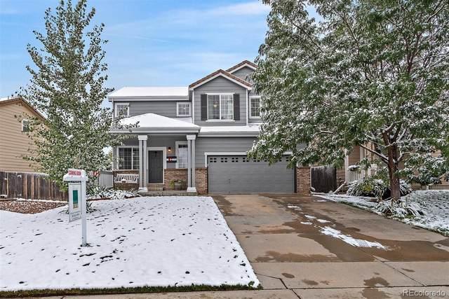 22264 E Belleview Place, Aurora, CO 80015 (MLS #5072873) :: 8z Real Estate