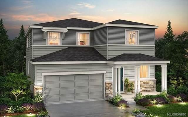 12810 Billingsley Trail, Parker, CO 80134 (#5073080) :: Colorado Home Finder Realty