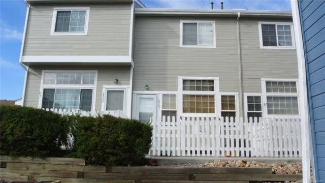 8199 Welby Road #2507, Thornton, CO 80229 (MLS #5073532) :: 8z Real Estate