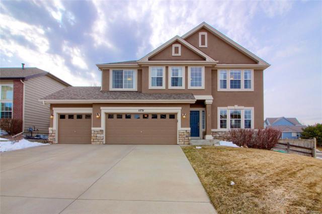 11731 Stoneybrooke Street, Parker, CO 80138 (MLS #5073643) :: 8z Real Estate