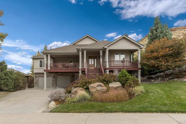 474 Wyoming Circle, Golden, CO 80403 (MLS #5073650) :: Bliss Realty Group