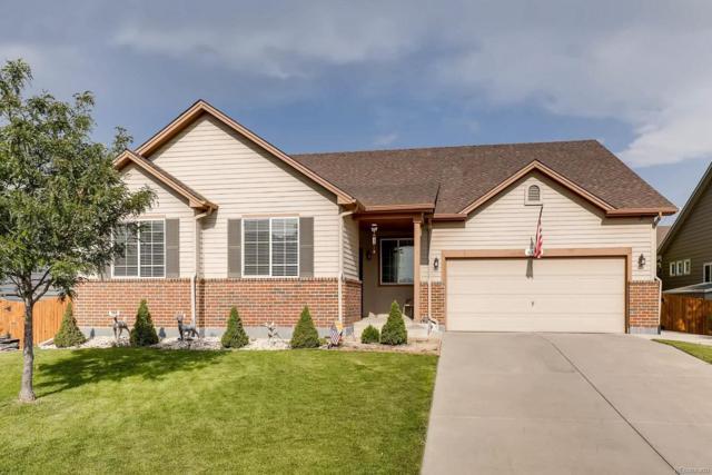 6660 Tenderfoot Avenue, Firestone, CO 80504 (MLS #5073849) :: 8z Real Estate
