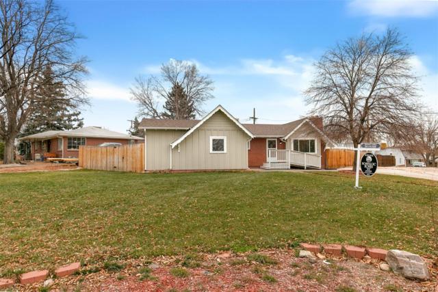 6400 Marshall Street, Arvada, CO 80003 (#5074267) :: House Hunters Colorado
