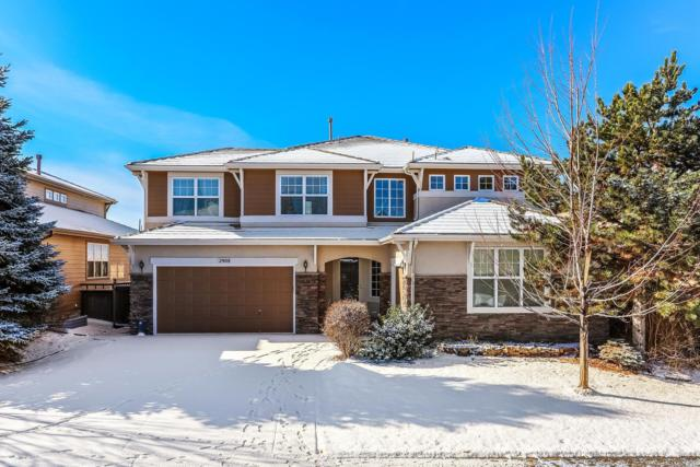 2908 Greensborough Drive, Highlands Ranch, CO 80129 (#5074272) :: The City and Mountains Group