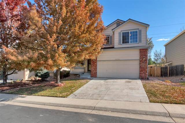 11236 Rodeo Circle, Parker, CO 80138 (#5074923) :: The DeGrood Team