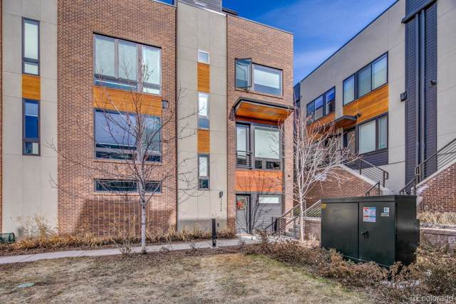 2424 Washington Street, Denver, CO 80205 (MLS #5075233) :: 8z Real Estate