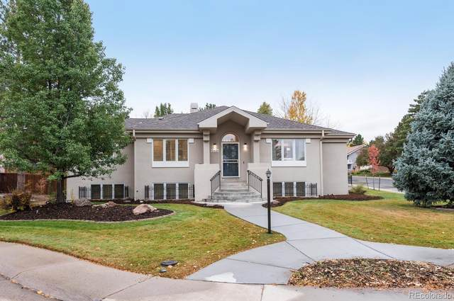 10426 E Powers Place, Greenwood Village, CO 80111 (#5075374) :: The DeGrood Team