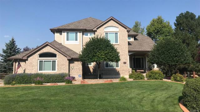 10111 Quarry Hill Place, Parker, CO 80134 (MLS #5076207) :: 8z Real Estate