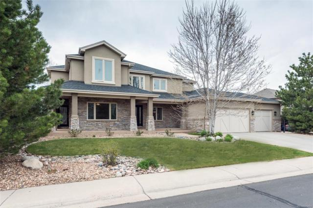 1582 Meyerwood Circle, Highlands Ranch, CO 80129 (#5076315) :: House Hunters Colorado