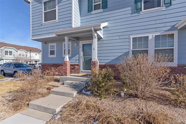 5810 Argonne Street A, Denver, CO 80249 (MLS #5076676) :: 8z Real Estate