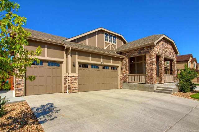 4773 S Malta Way, Centennial, CO 80015 (#5076904) :: James Crocker Team