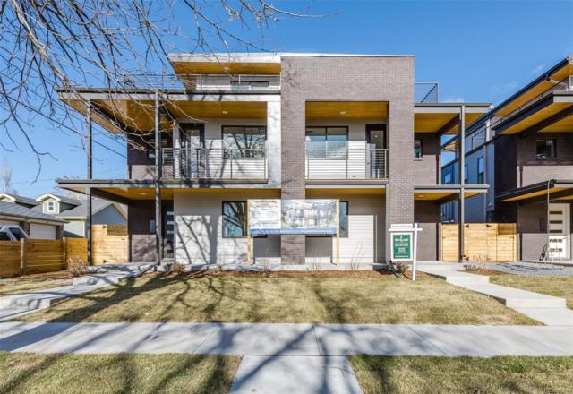 3203 W 25th Avenue, Denver, CO 80211 (#5077678) :: The Pete Cook Home Group