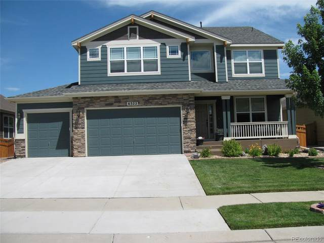 6322 Ruby Hill Drive, Frederick, CO 80516 (MLS #5077787) :: Bliss Realty Group