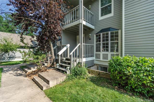 2828 Silverplume Drive R2, Fort Collins, CO 80526 (MLS #5077929) :: Find Colorado