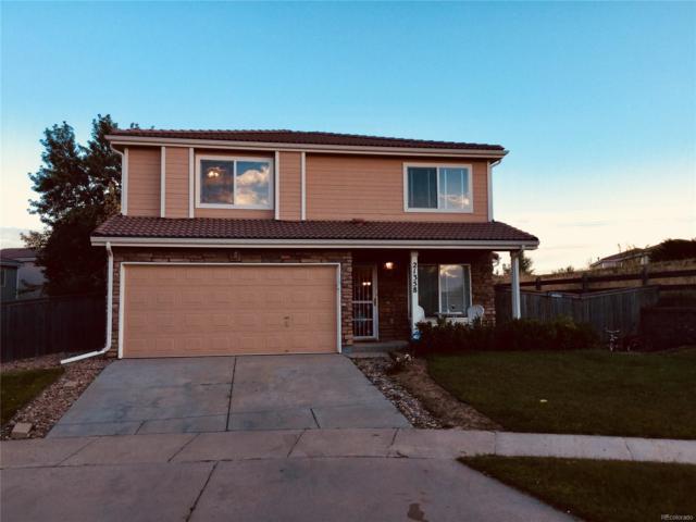21358 E 39th Avenue, Denver, CO 80249 (#5077934) :: Ben Kinney Real Estate Team