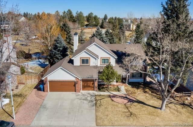 12925 W Arlington Place, Littleton, CO 80127 (MLS #5077984) :: 8z Real Estate