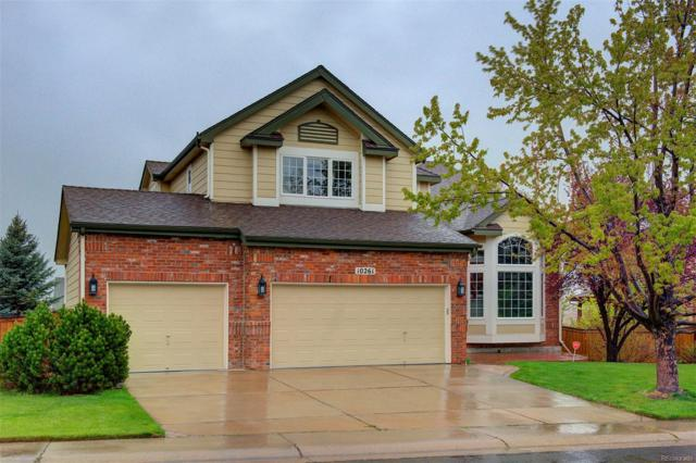 10261 Knoll Court, Highlands Ranch, CO 80130 (#5078190) :: House Hunters Colorado