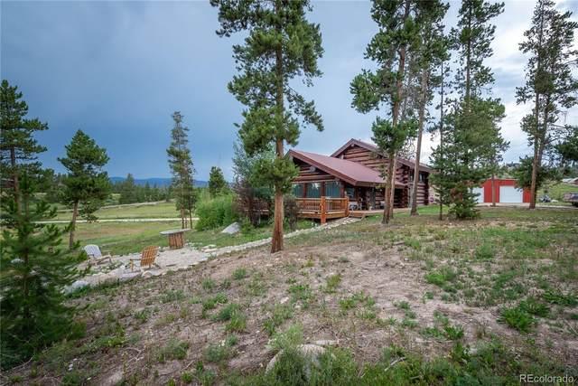 583 County Road 647, Grand Lake, CO 80447 (#5078278) :: James Crocker Team