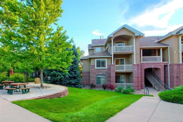 1652 W Canal Circle #521, Littleton, CO 80120 (#5078358) :: The DeGrood Team