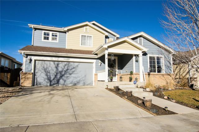 15359 E 101st Way, Commerce City, CO 80022 (#5078391) :: Sellstate Realty Pros