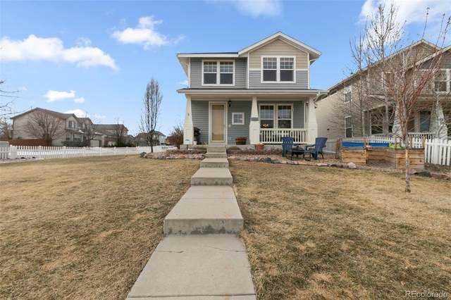 5828 Canyon Street, Frederick, CO 80504 (#5078510) :: My Home Team