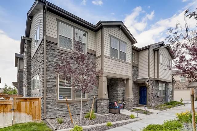 24886 E Calhoun Place B, Aurora, CO 80016 (#5078869) :: Kimberly Austin Properties