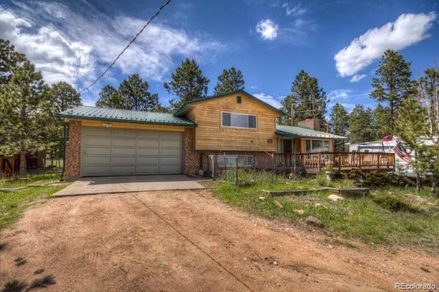244 Doe Circle, Bailey, CO 80421 (MLS #5078995) :: Bliss Realty Group
