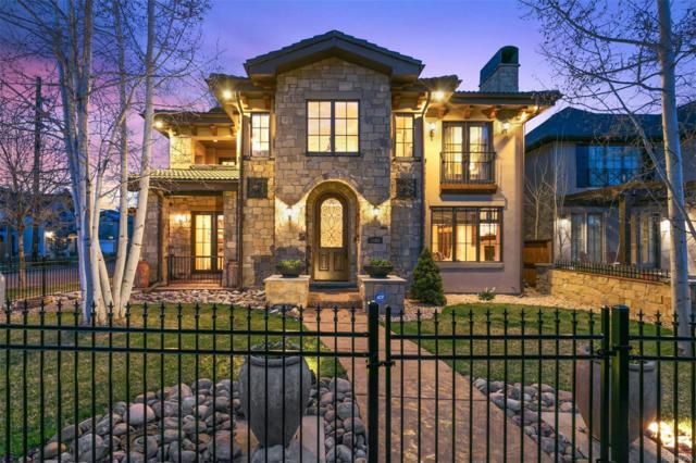 2400 S Columbine Street, Denver, CO 80210 (#5079016) :: The Peak Properties Group