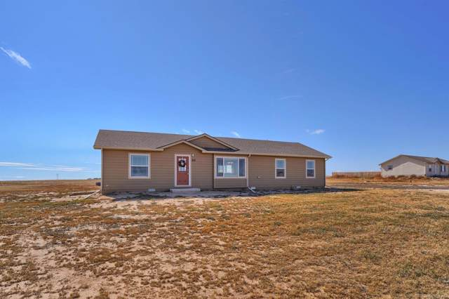 431 N Dinner Bell Drive, Calhan, CO 80808 (MLS #5079199) :: 8z Real Estate
