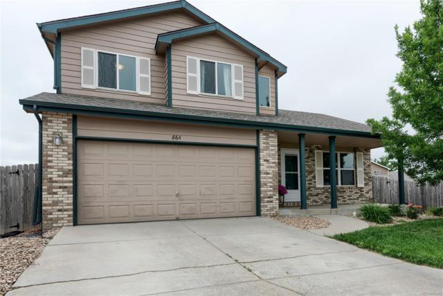 864 School House Drive, Milliken, CO 80543 (MLS #5079643) :: 8z Real Estate