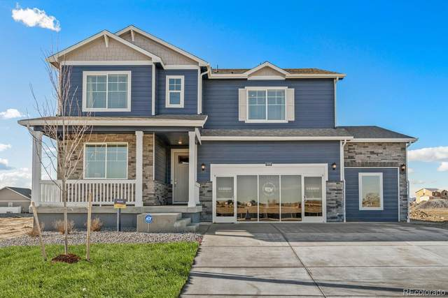13925 Wild Lupine Street, Parker, CO 80134 (#5079693) :: The Griffith Home Team