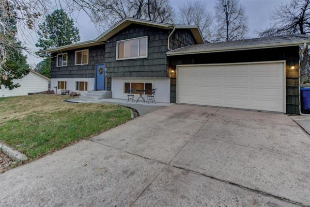 870 E Easter Avenue, Centennial, CO 80122 (#5079894) :: Wisdom Real Estate