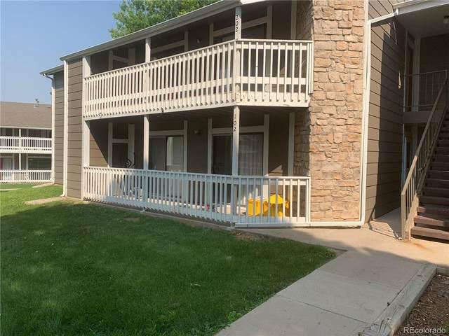18031 E Kentucky Avenue #102, Aurora, CO 80017 (#5080015) :: Venterra Real Estate LLC